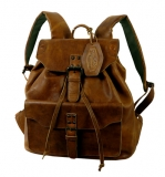 Rucksack    / Rodeo-washed  24-natural