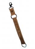 Schlüsselanhänger-Leder ( Key Finder) braun