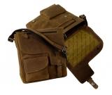 Postbag / OLD-SCHOOL - (25)-vintage-brown