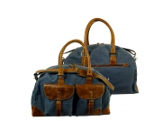 Sport,-Traveller Unisex / SAILCLOTH-(2644)-Canvas-blue