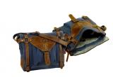 Casualbag Unisex / SAILCLOTH-(26)-Canvas-blue