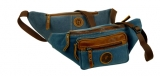 Beltbag  / SAILCLOTH-(26)-Canvas-blue