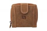Damen RV-Börse / OLD-SCHOOL- (25)-vintage-brown